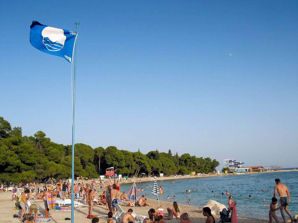 Пляж Дражица
