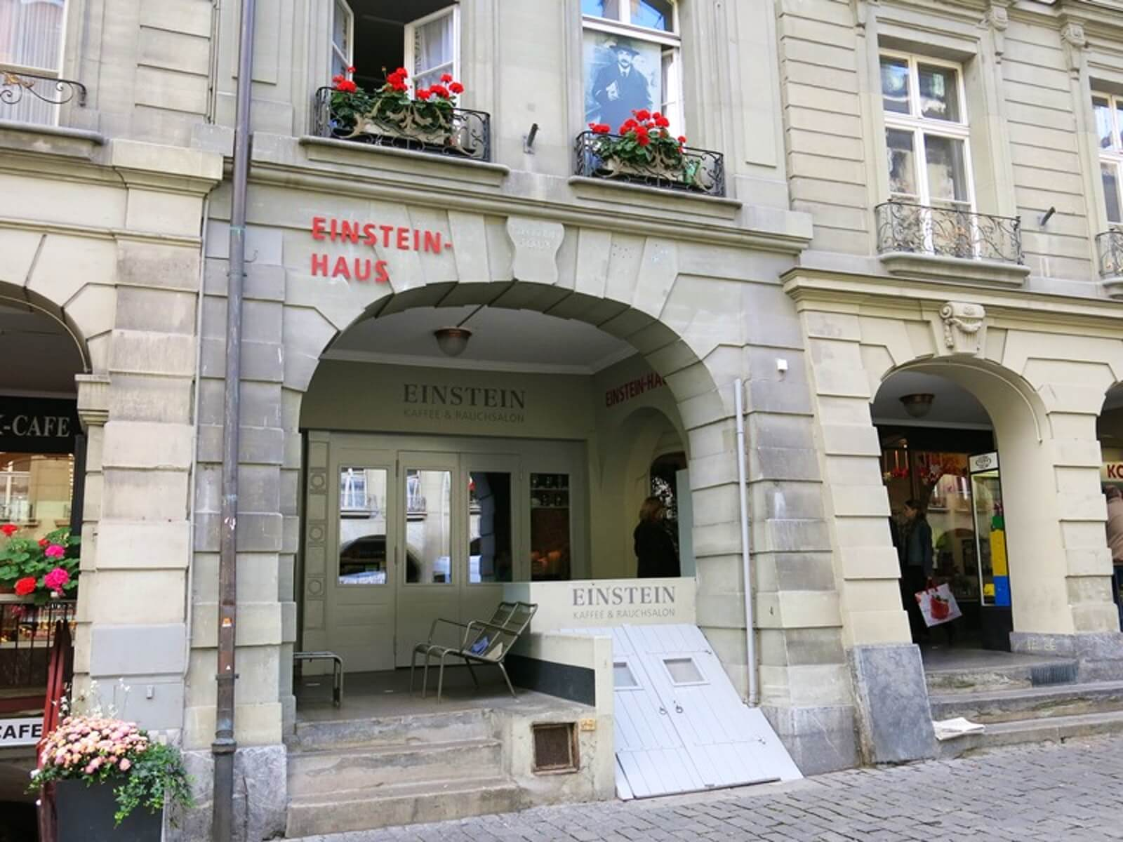 Дом-музей Эйнштейна