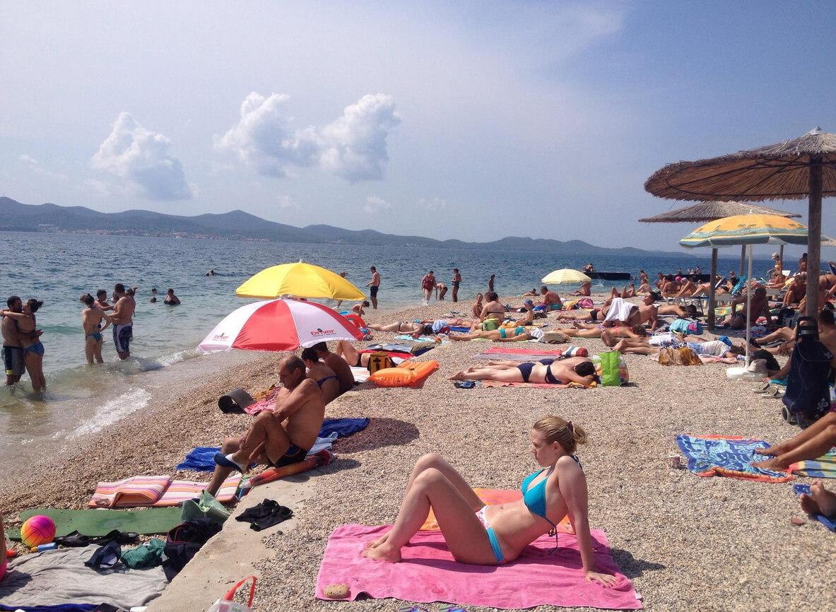 Пляж Коловар