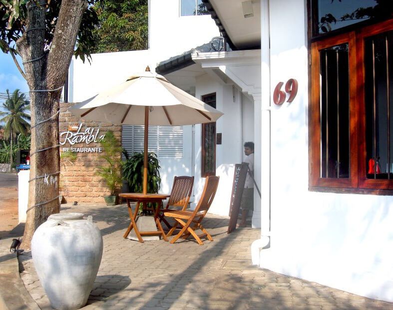 Ресторан La Rambla