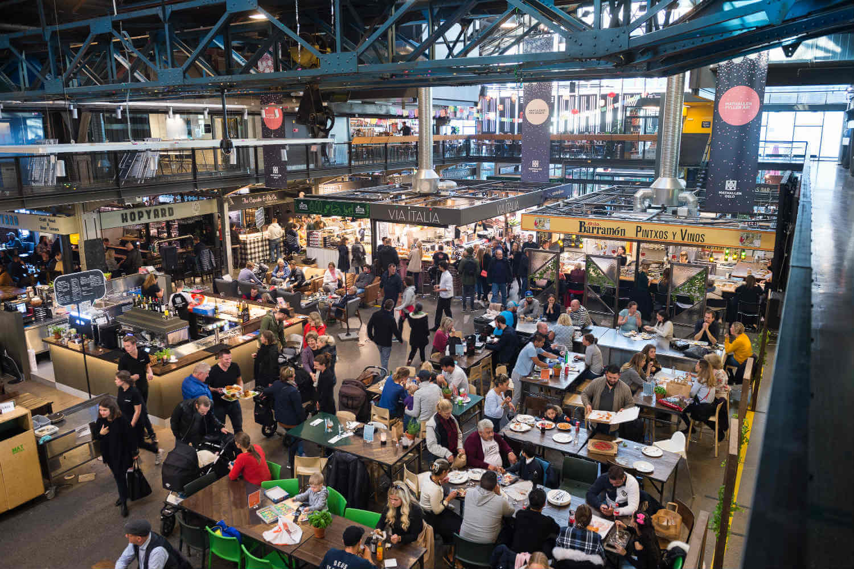 Рынок Matthalen