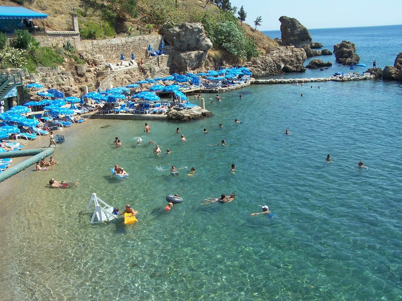 Mermerli Beach в Анталии