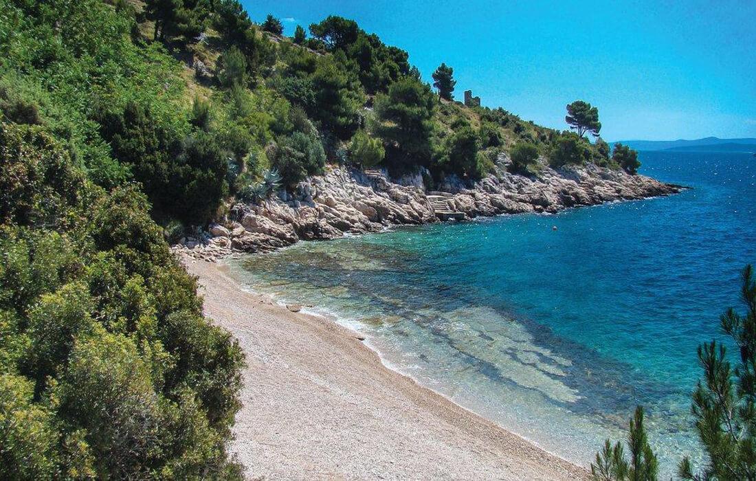 Пляж Murvica Beach