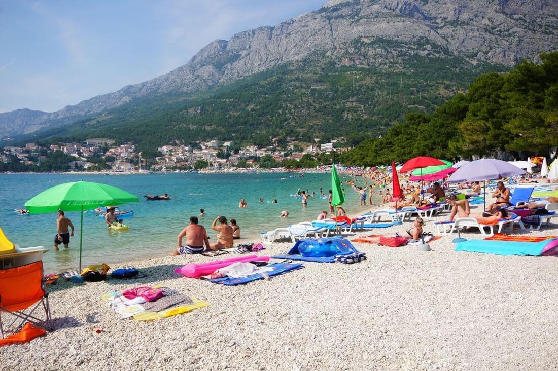Пляж Nikolina Beach