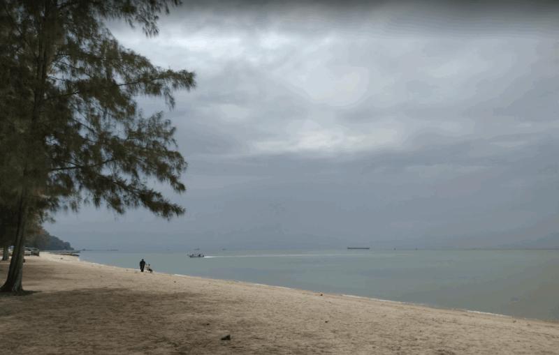 Пляж Путери в Малакке