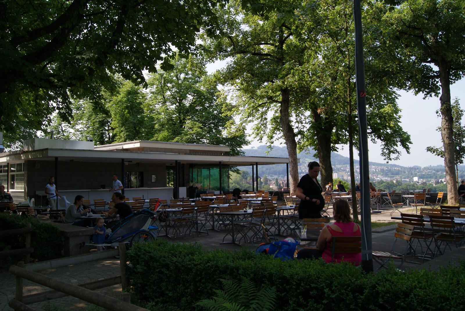 Ресторан «Розенгартен»