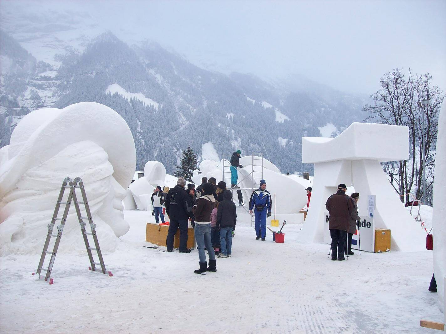 Международный снежный фестиваль