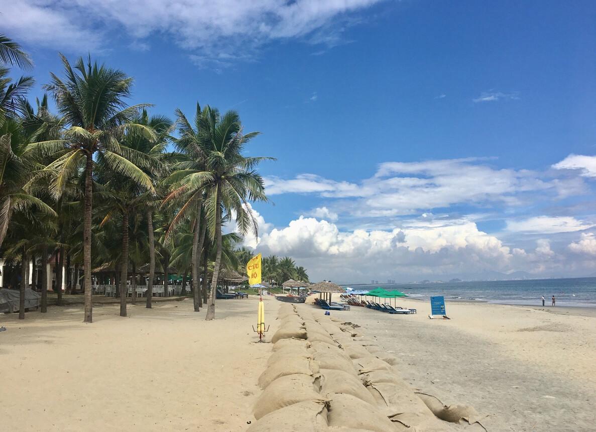 Пляж Cua Da Beach