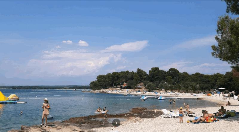 Пляж Vile