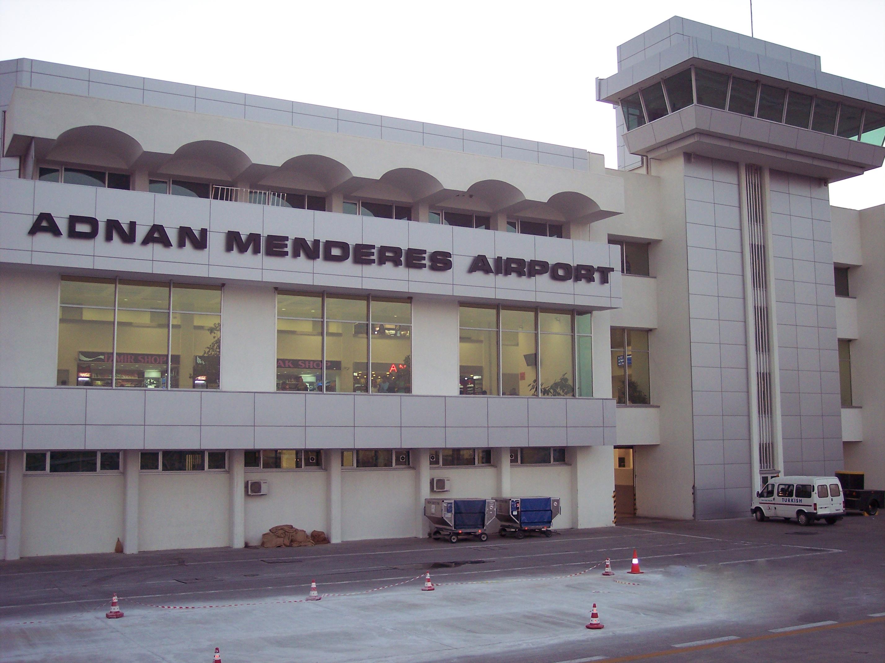 Международный аэропорт Измира
