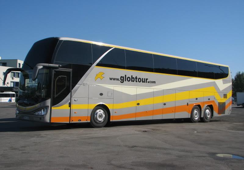 Автобус Globtour