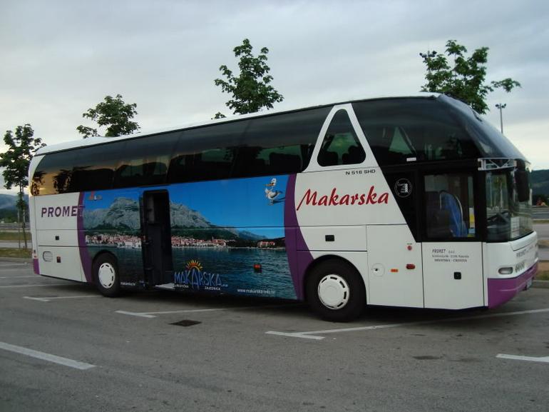 Автобус Promet Makarska