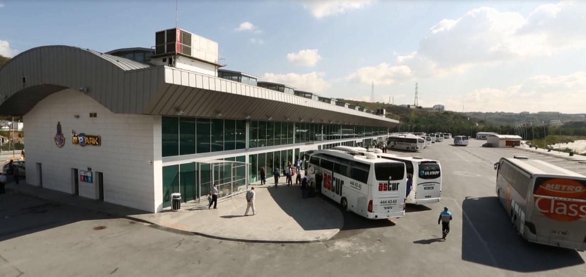 Автовокзал Alibeyköy Otogar