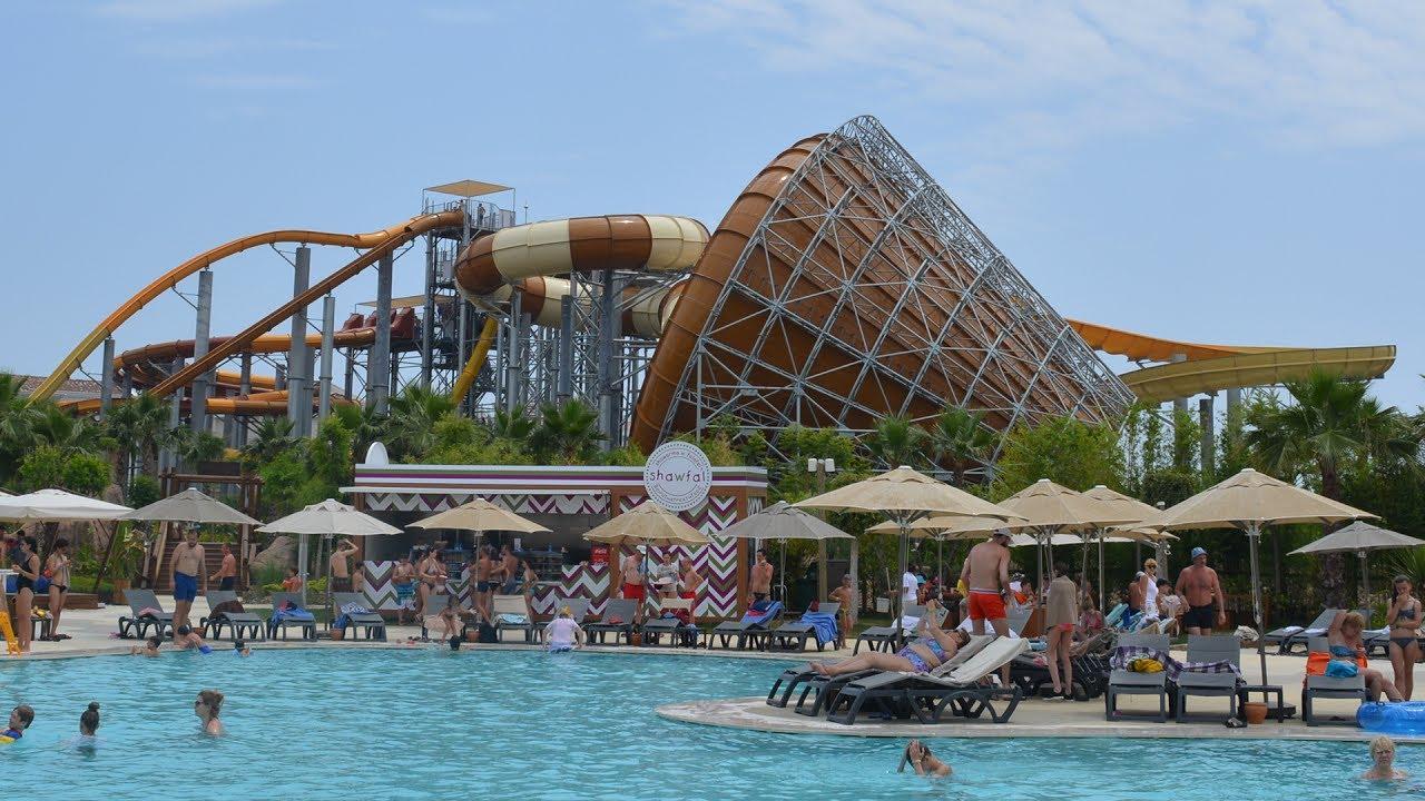 Аквапарк The Land of Legends Aquapark