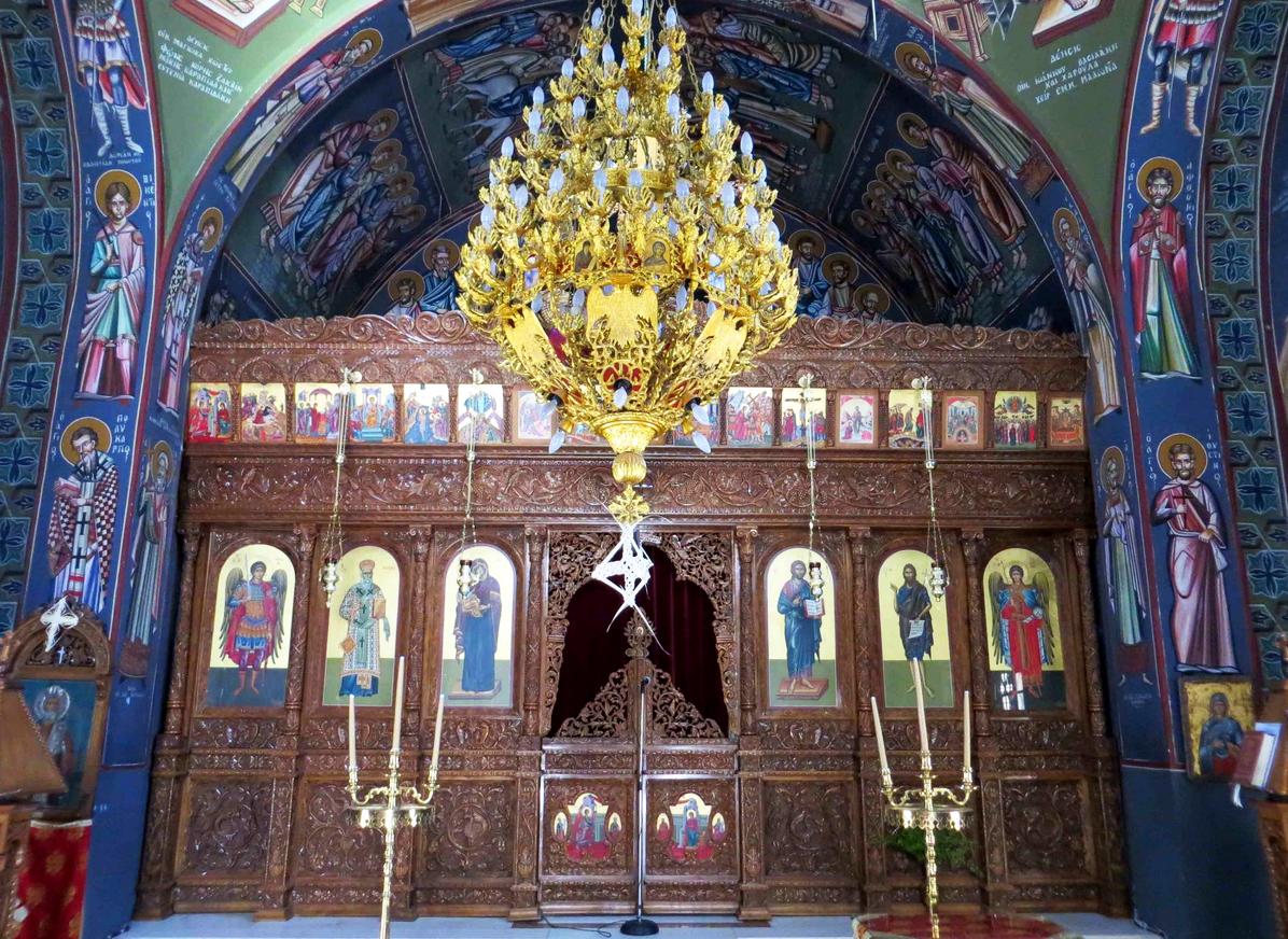 Храм святого Нектариуса