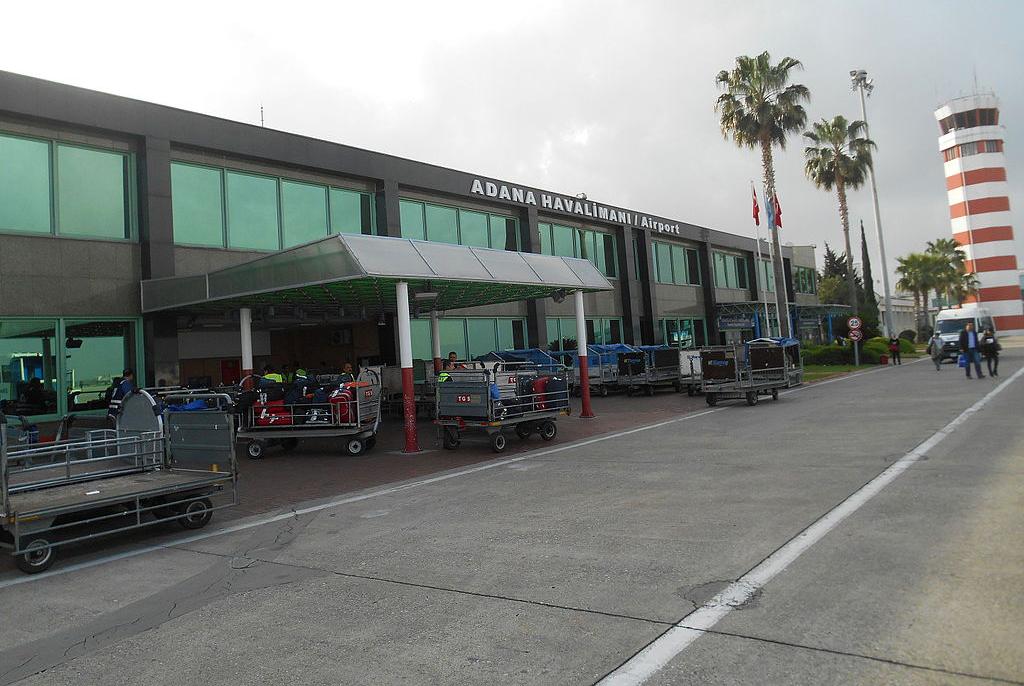 Аэропорт Шакирпаша, Адана