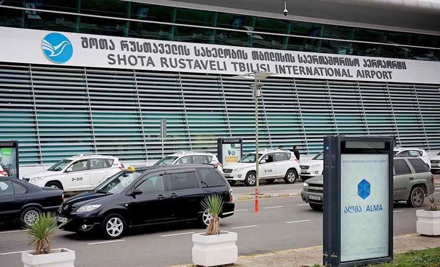 Аэропорт Шота Руставели в Тбилиси