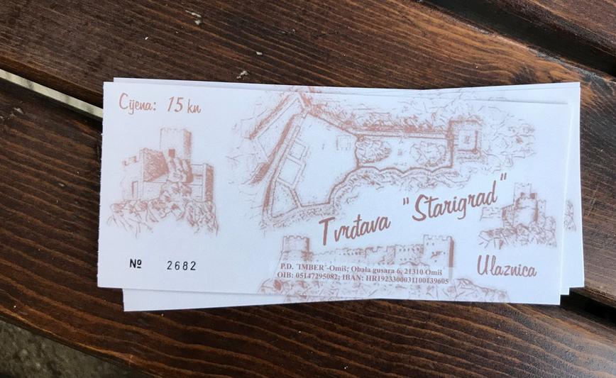 Билеты на Пиратскую крепость