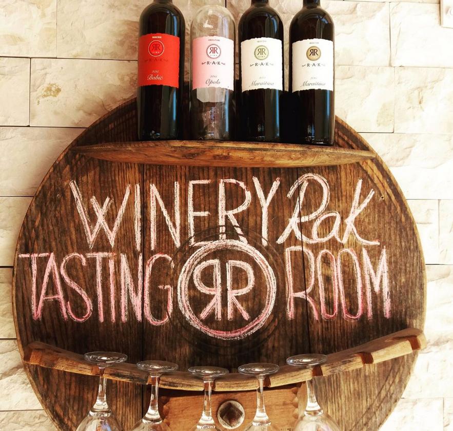 Винотека Vina Rak