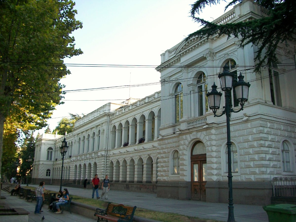 Воронцовский дворец, Тбилиси