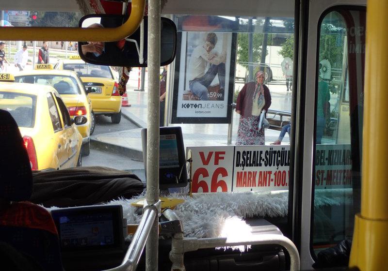 В автобусе VF66