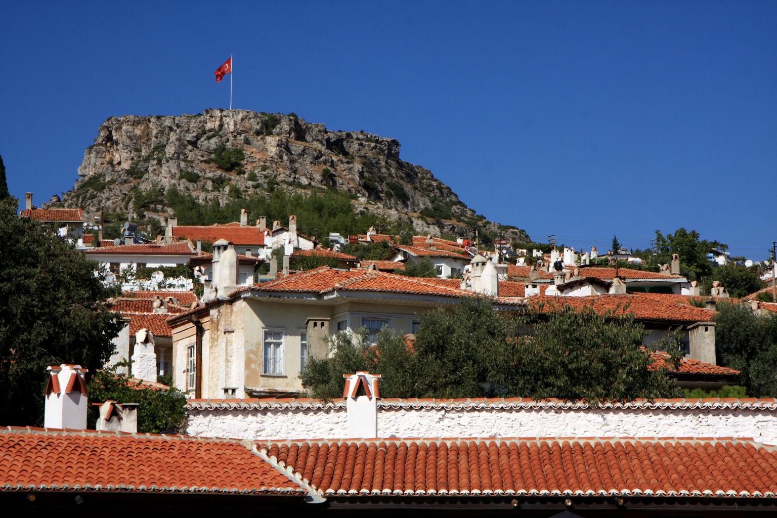Гора Асар