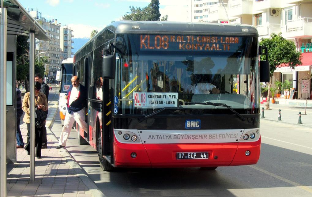 Городской автобус KL 08