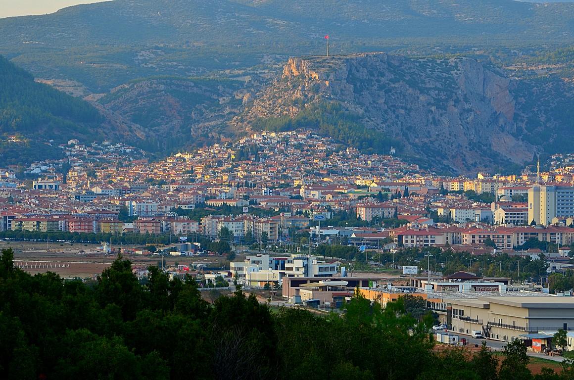 Город Мугла, Турция