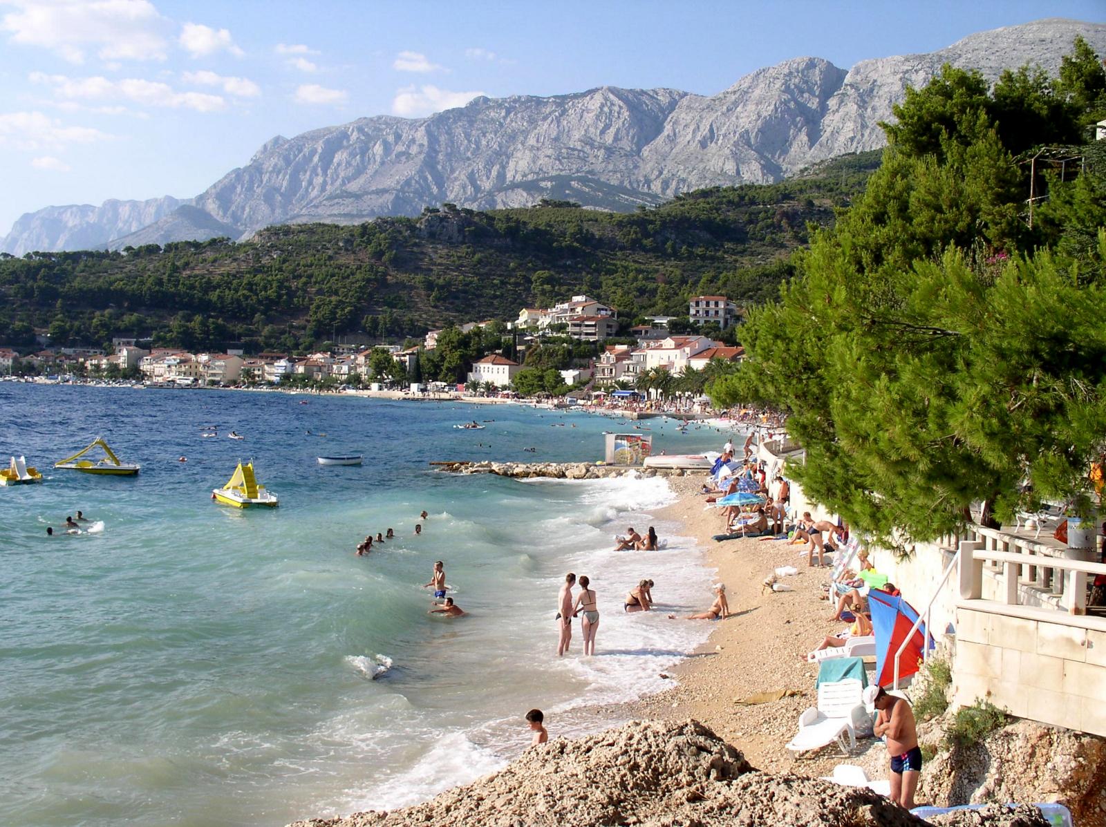 Далмация, Хорватия