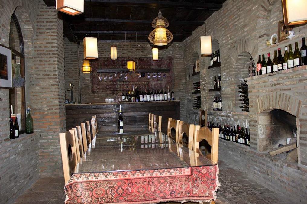 Дегустационный зал «Слезы фазана»
