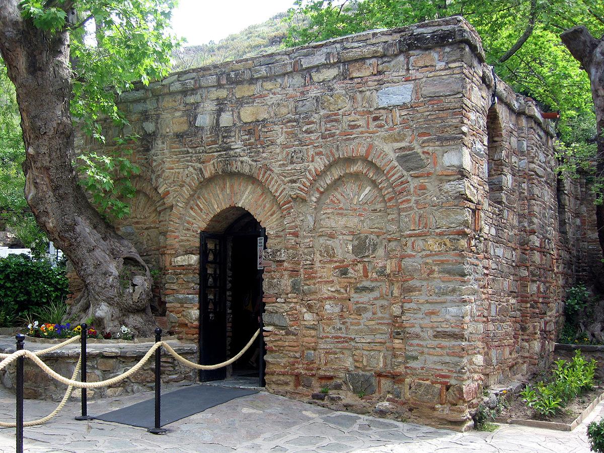 Дом Девы Марии, Эфес