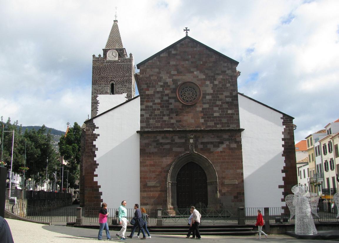 Кафедральный собор Фуншала, Мадейра
