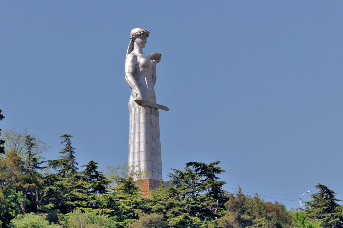 Мать Картли в Тбилиси
