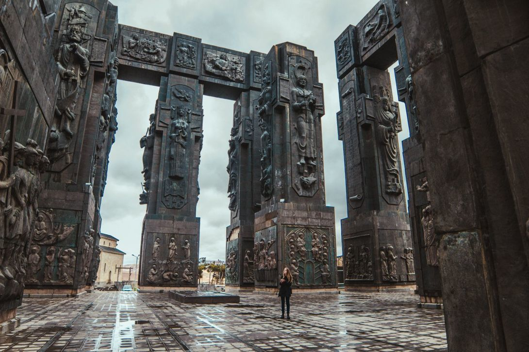 Мемориал «История Грузии»