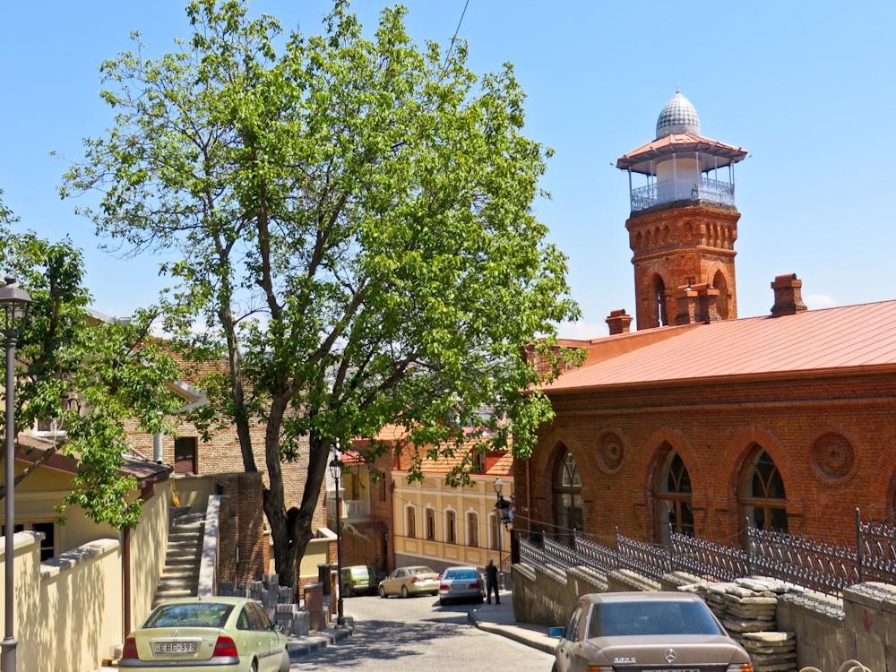 Мечеть в Тбилиси