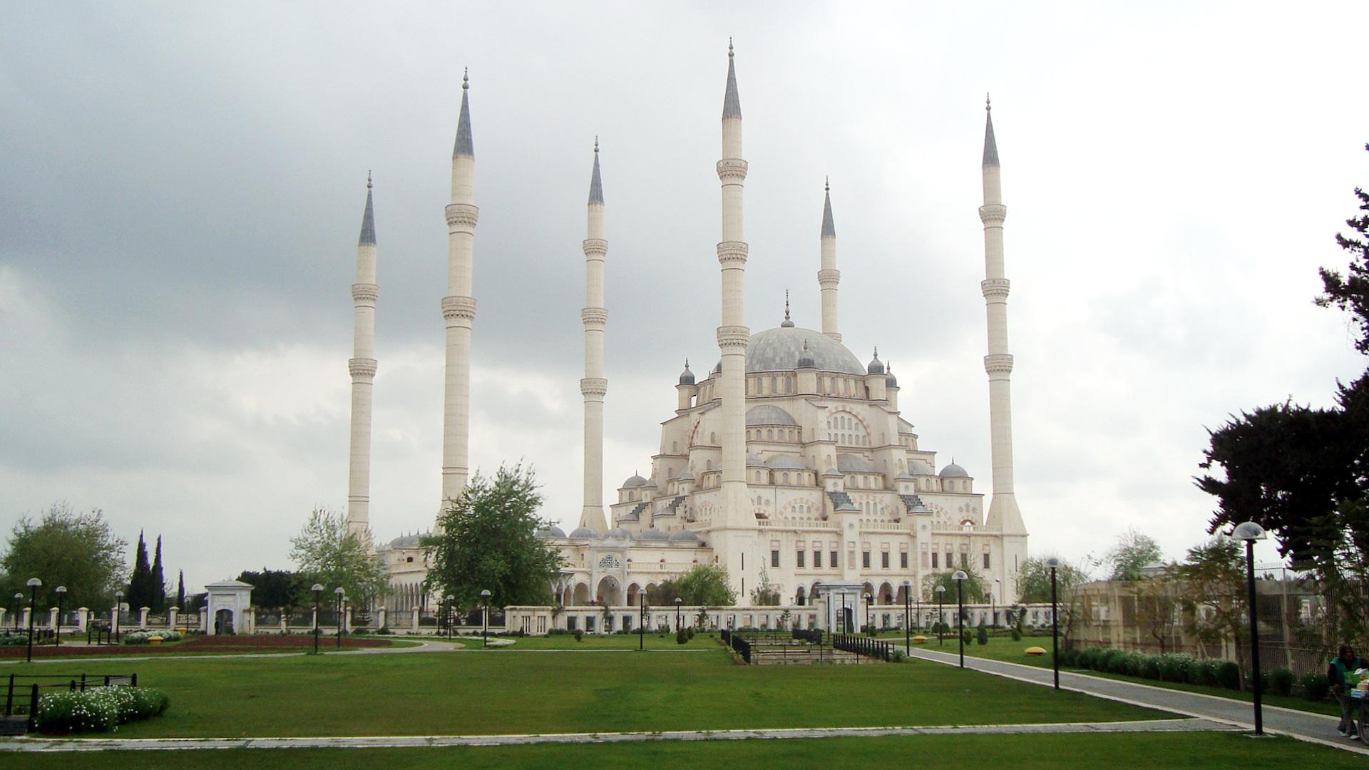Мечеть Adana Merkez Camii