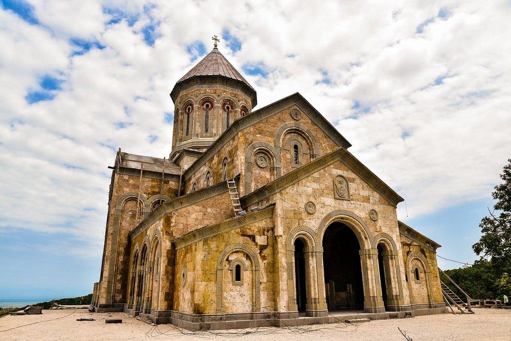 Монастырь Святой Нино Бодбе