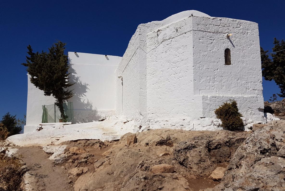 Верхний монастырь Божьей Матери Цамбики