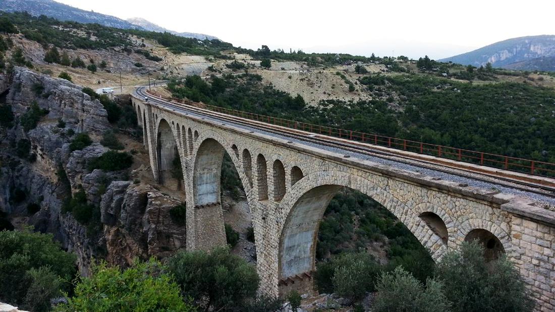 Мост Виадук Варда