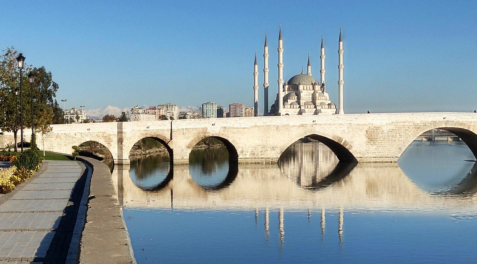 Мост Tas Kopru