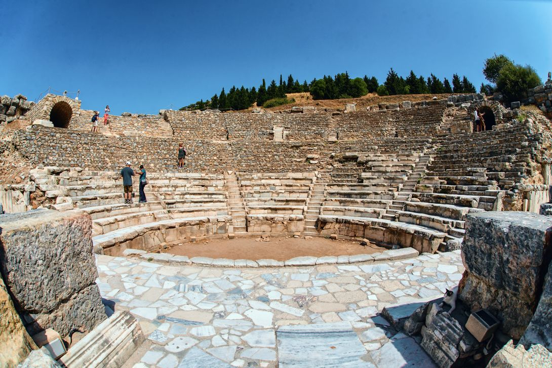 Одеон в Эфесе