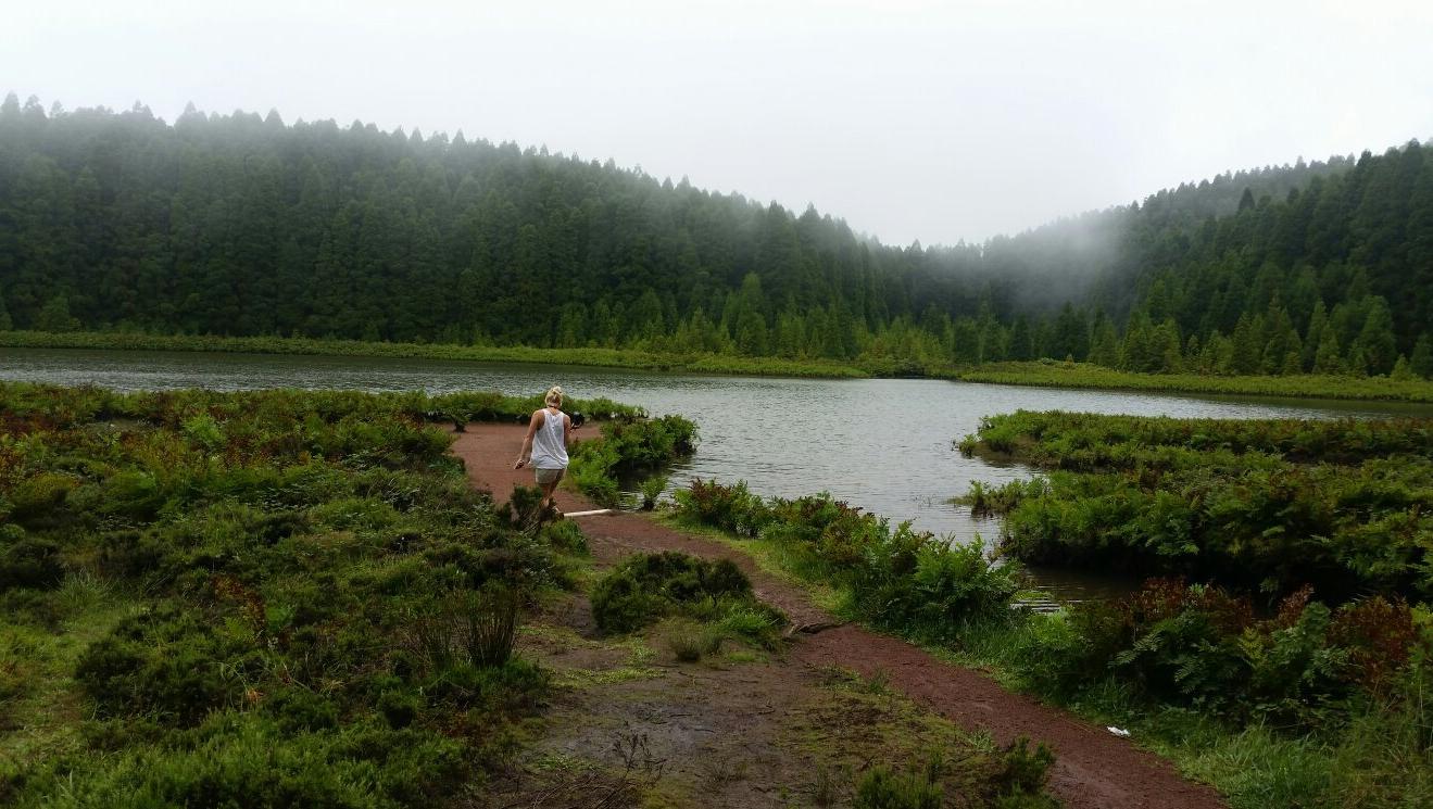 Озеро Lagoa das Empadadas