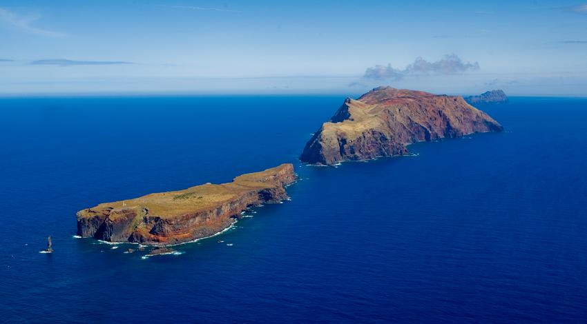 Остров-заповедник Десерташ
