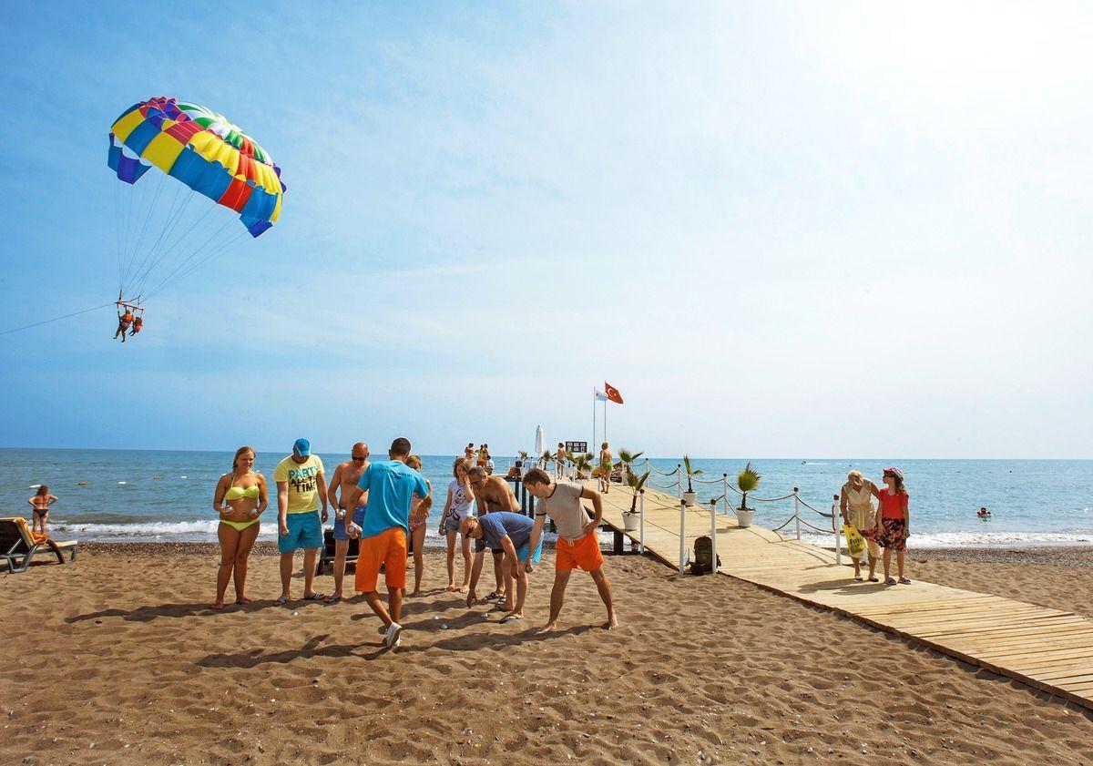 Пляжный отдых в Белек