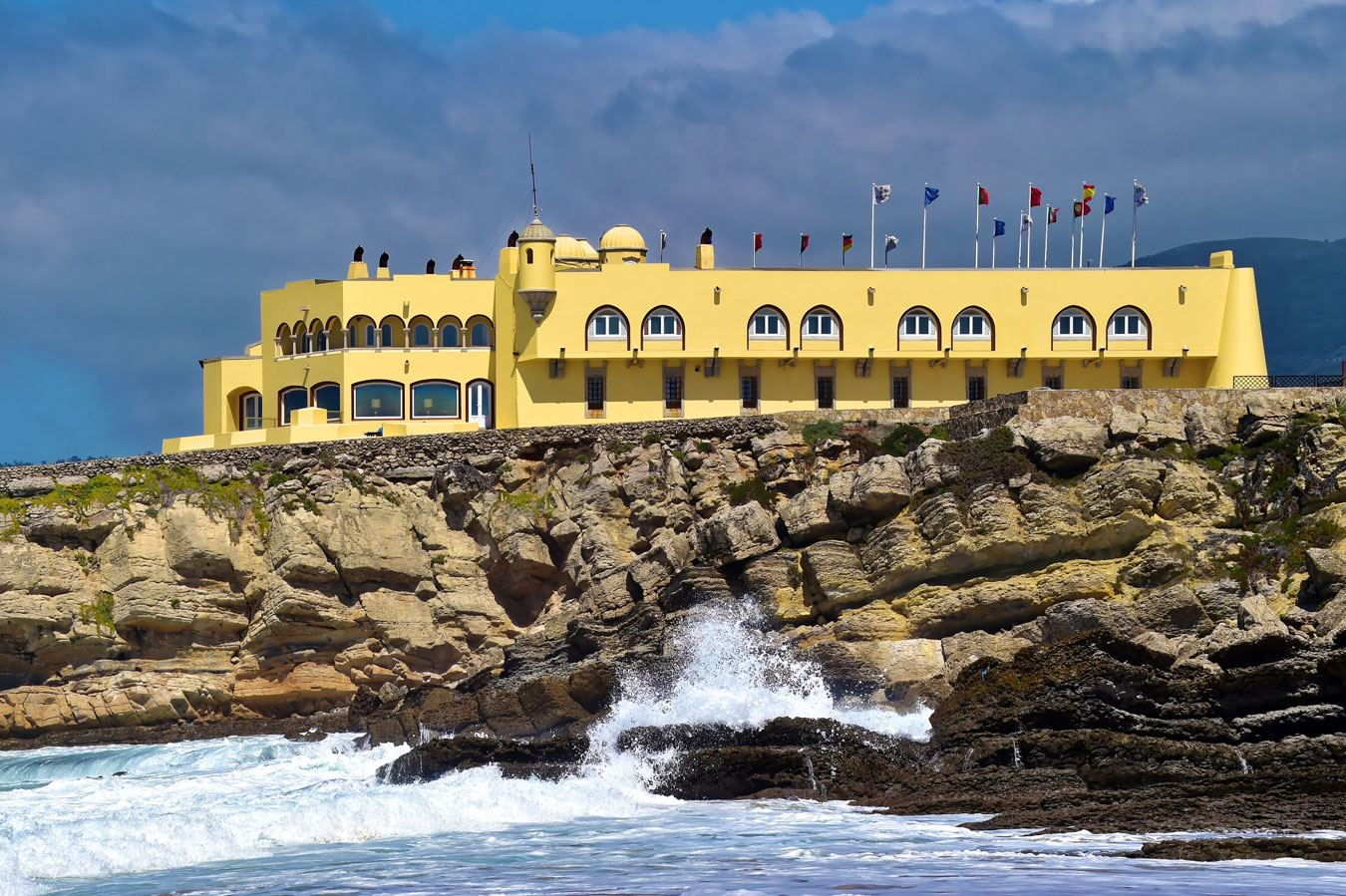 Отель Fortaleza do Guincho