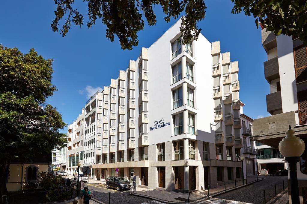 Трехзвездочный отель Hotel Madeira