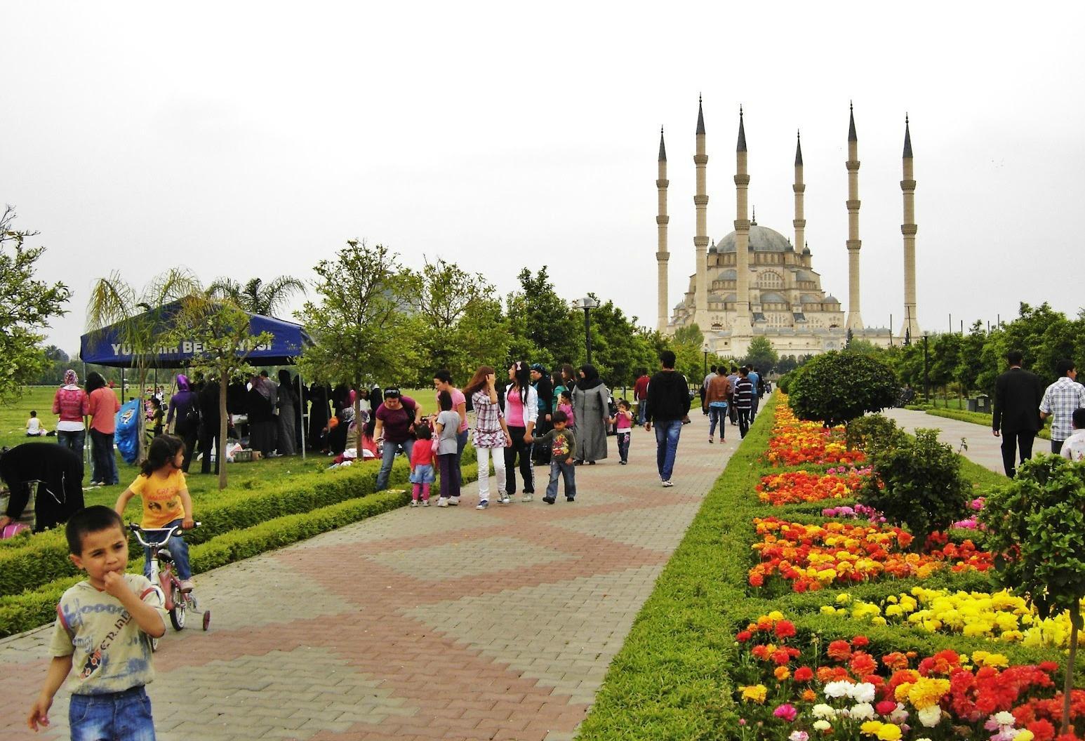 Парк Adana Merkez Park