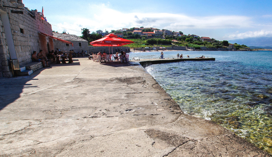 Пляж Bilin Žal