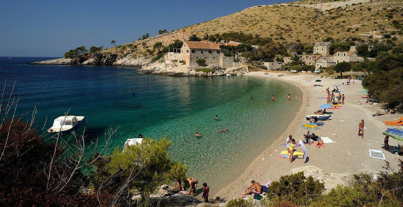 Пляж Дубровица