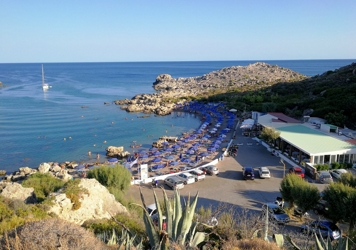 Пляж Ладико